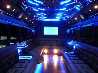Party Bus Top Class Limousine